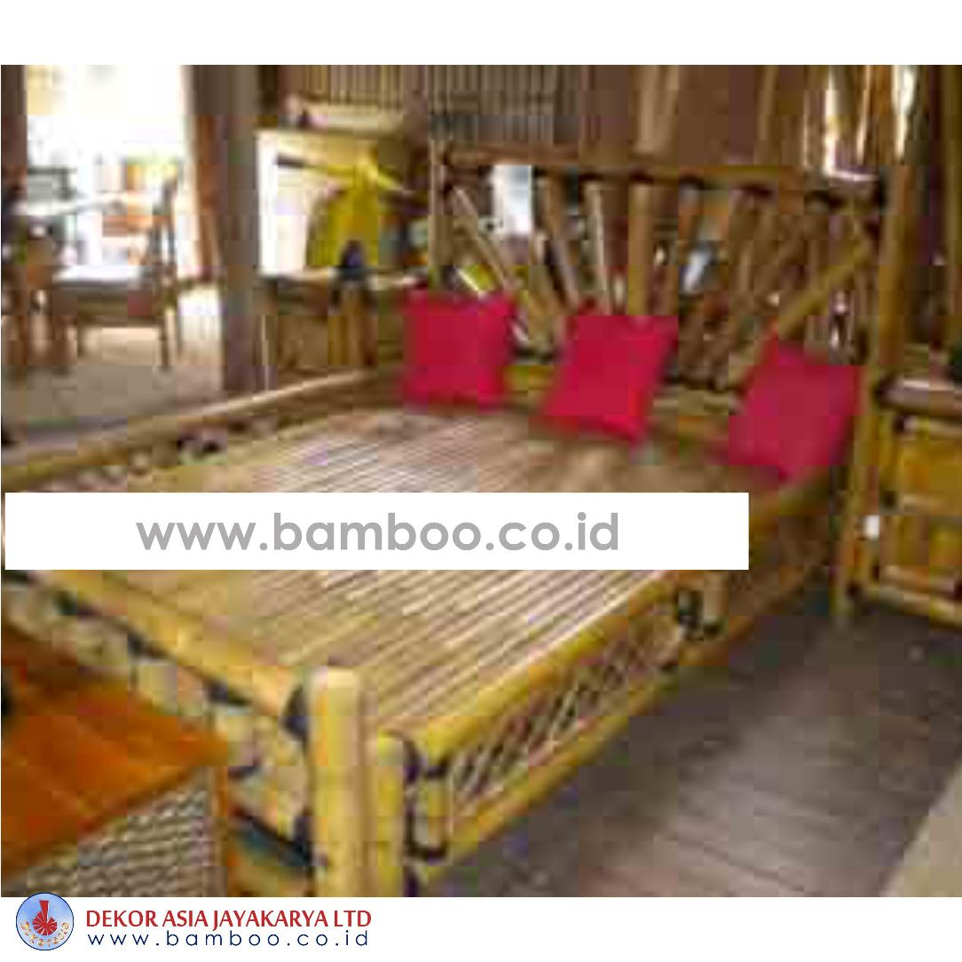 BAMBOO BED, BAMBOO FURNITURE, FURNITURE